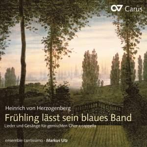 Herzogenberg: Frühling Lässt Sein Blaues Band