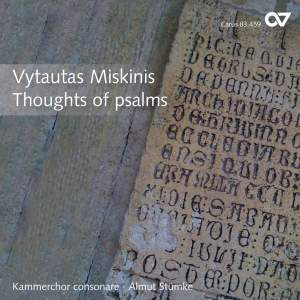 Vytautas Miskinis: Thoughts of Psalms