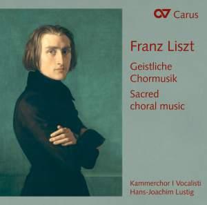 Liszt: Sacred Choral Music