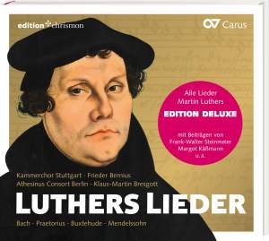 Luthers Lieder Product Image