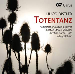Hugo Distler: Totentanz Product Image