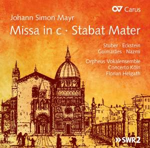 Mayr: Missa in C minor & Stabat Mater Product Image