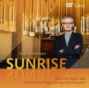 Sunrise - Music for Organ Product Image