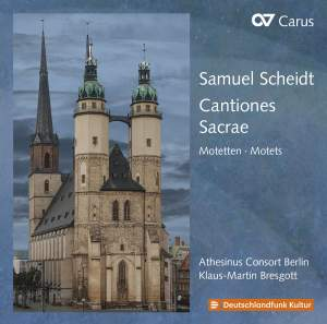 Scheidt: Cantiones sacrae Product Image