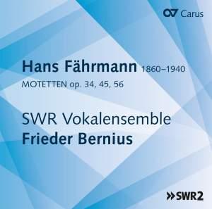 Hans Fahrmann: Motets