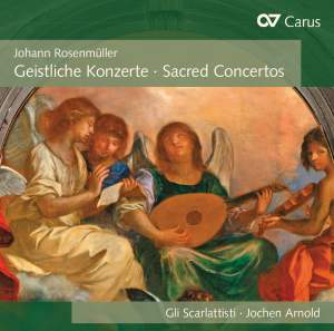 Rosenmüller: Sacred Concertos Product Image