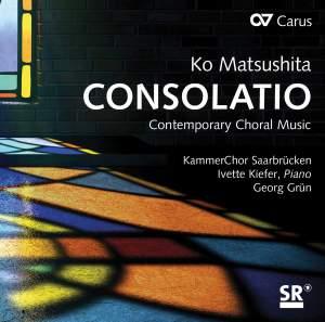 Ko Matsushita - Contemporary Choral Music