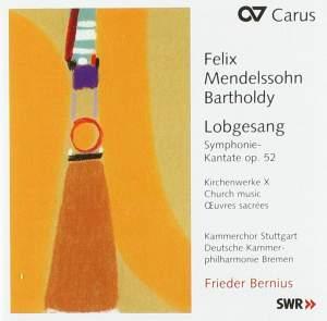 Mendelssohn: Symphony No. 2 'Lobgesang'