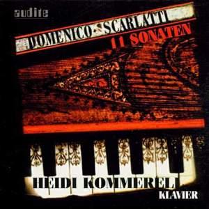 Domenico Scarlatti - 11 Sonatas