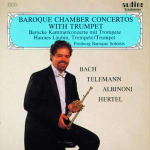 Baroque Chamber Concertos with Trumpet Product Image