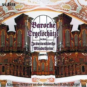 Baroque Organ Treasures