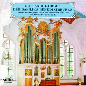 The Baroque Organ at the Basilica in Benediktbeuern
