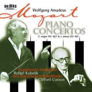 Mozart - Piano Concertos Nos. 21 & 24