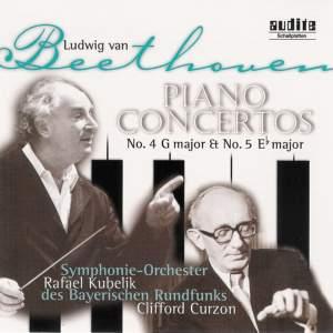 Beethoven - Piano Concertos Nos. 4 & 5