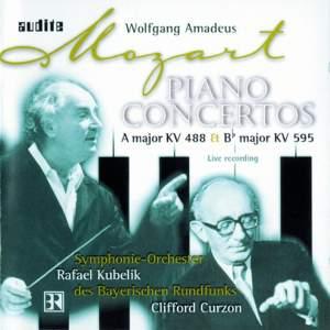 Mozart - Piano Concertos Nos. 23 & 27