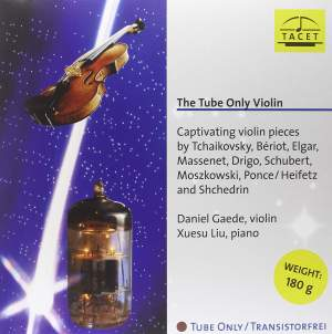 The Tube Only Violin