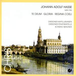 Hasse - Sacred Choral Music