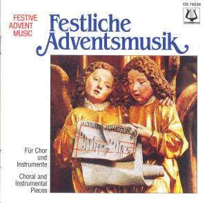 Advent Music (Choral and Instrumental Pieces)