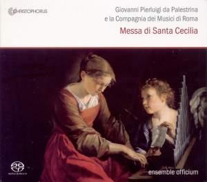 Palestrina: Messa di Santa Cecilia