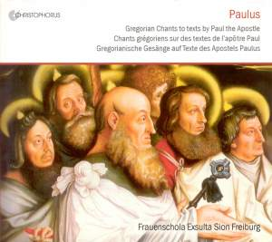 Paulus (Gregorian Chant To Texts By Paul The Apostle)