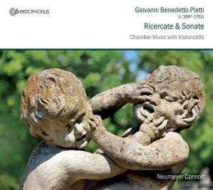 Platti - Ricercate & Sonate
