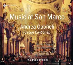 Andrea Gabrieli: Music at San Marco