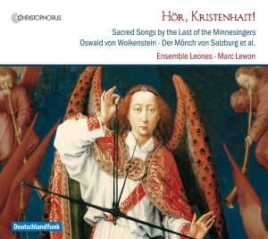 Hor, Kristenhait! / Listen, Christendom!