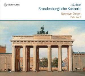 Bach, J S: Brandenburg Concertos Nos. 1-6 BWV1046-1051 Product Image