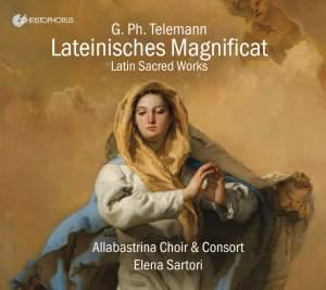 Telemann: Latin Sacred Works