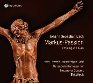 Bach, J S: St Mark Passion, BWV247 Product Image