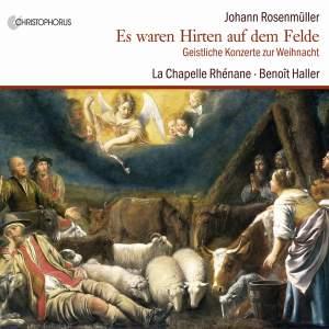 Rosenmüller: Spiritual Christmas Concerts Product Image