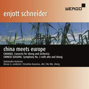 Enjott Schneider: China Meets Europe
