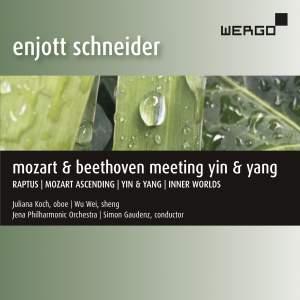 Enjott Schneider: Mozart & Beethoven meeting yin & yang