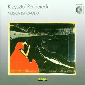Krzysztof Penderecki: Chamber Music