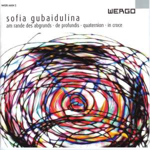 Sofia Gubaidulina: Am Rande des Abgrunds