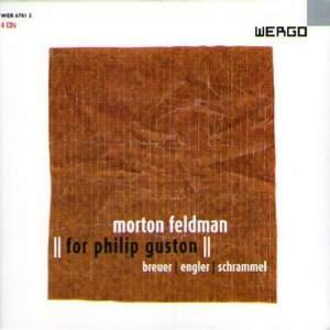 Feldman, M: For Philip Guston