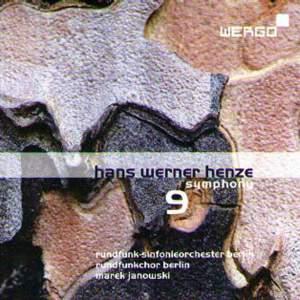 Henze, H: Symphony No. 9
