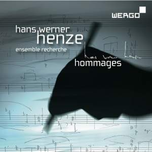 Hans Werner Henze - Hommages