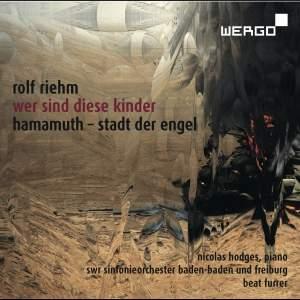 Rolf Riehm: Hammamuth-Stadt der Engel, Wer sind diese Kinder