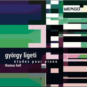 Ligeti: Etudes pour piano