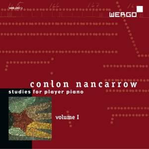 Nancarrow: Studies for Piano