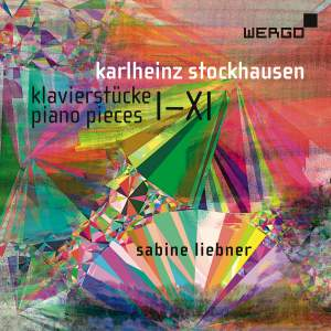 Stockhausen: Klavierstücke - Piano Pieces I-XI