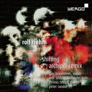Riehm: Shifting/Archipelremix
