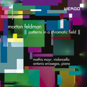Morton Feldman: Patterns in a Chromatic Field Product Image