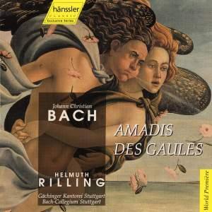 Bach, J C: Amadis des Gaules