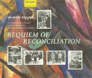 Rilling, Helmuth: Requiem Of Reconciliation
