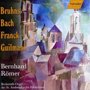 Bernard Romer plays Organ Works