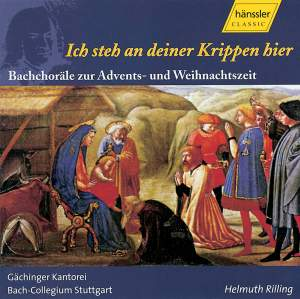 JS Bach: Christmas and Advent Choral Music