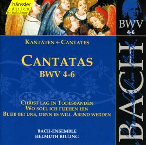Bach - Cantatas Vol. 2