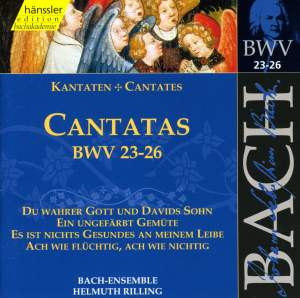 Bach - Cantatas Vol. 8